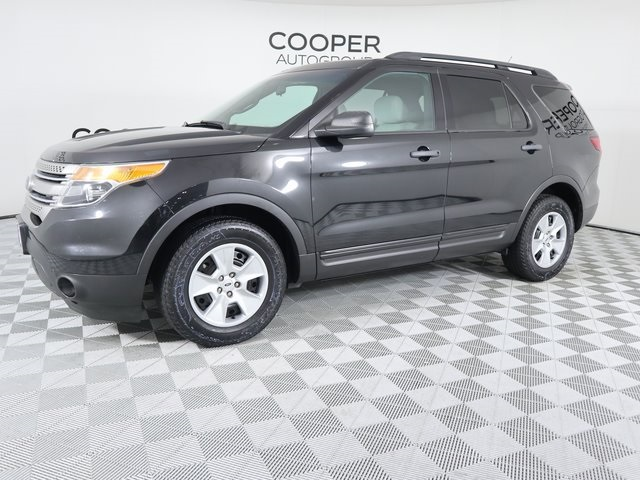 Pre Owned 2013 Ford Explorer Base Awd