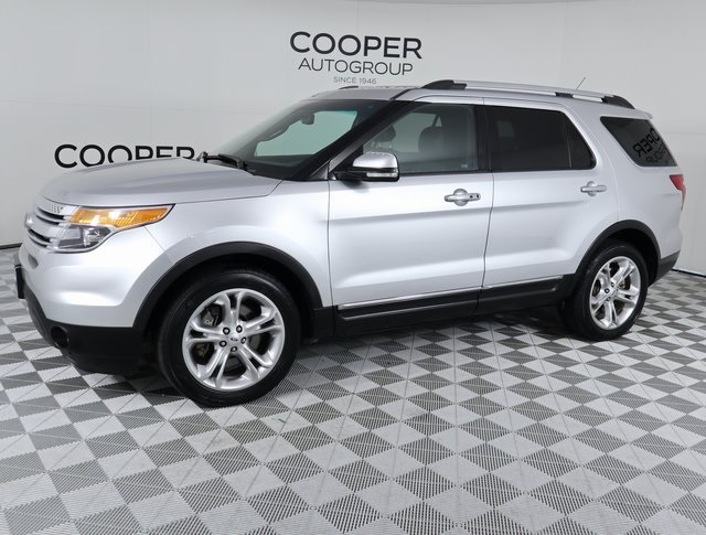 Ford Explorer Limited >> Pre Owned 2013 Ford Explorer Limited 4d Sport Utility In Edmond