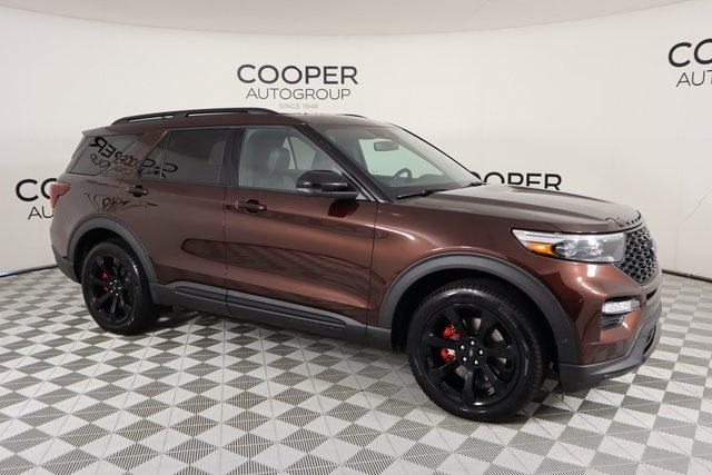 Certified Pre-Owned 2020 Ford Explorer ST