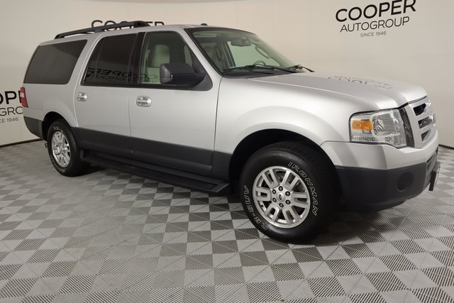 Pre-Owned 2014 Ford Expedition EL XL
