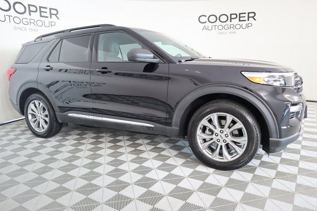 Certified Pre-Owned 2020 Ford Explorer XLT