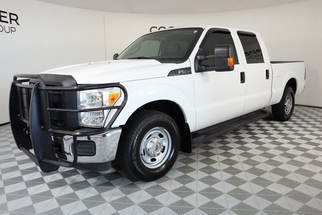 Pre-Owned 2014 Ford F-250SD XL