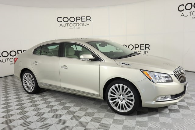 Certified Pre-Owned 2014 Buick LaCrosse Premium II Group