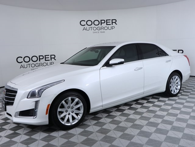 Pre-Owned 2015 Cadillac CTS 2.0L Turbo