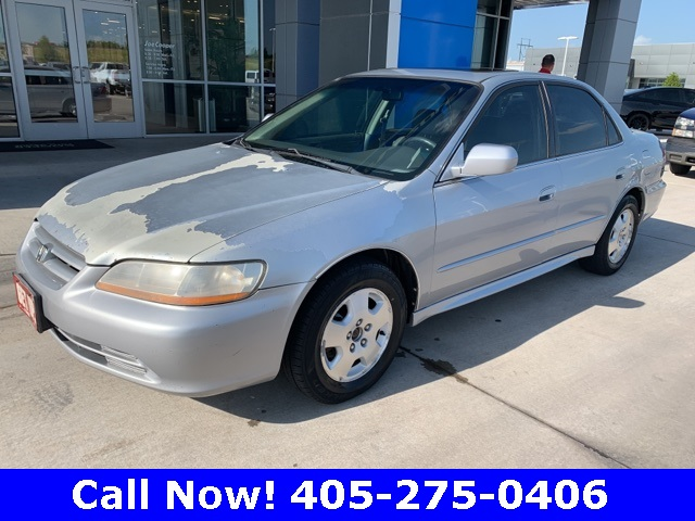 Pre-Owned 2002 Honda Accord EX-L