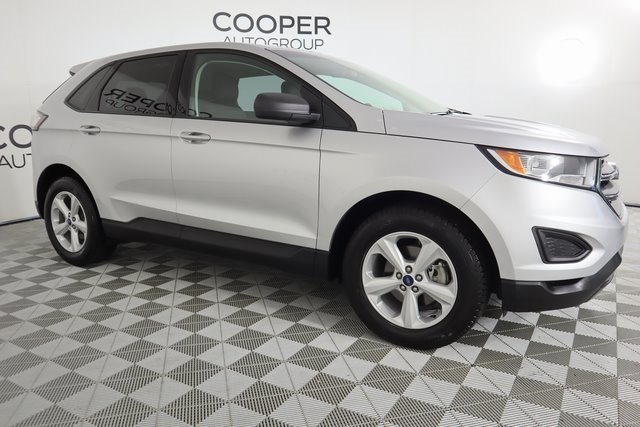 Certified Pre-Owned 2017 Ford Edge SE