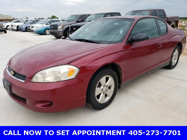 Pre-Owned 2006 Chevrolet Monte Carlo LT