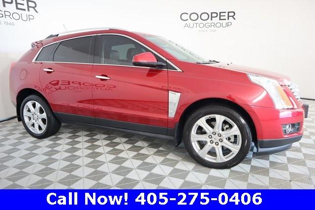 Certified Pre-Owned 2016 Cadillac SRX Premium