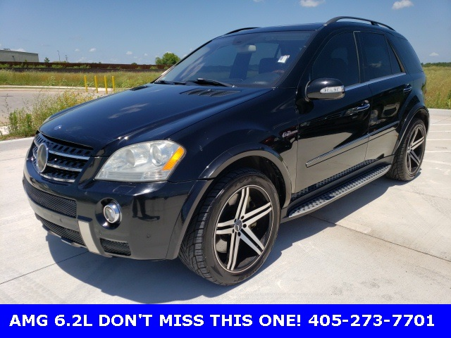 Pre-Owned 2007 Mercedes-Benz M-Class ML 63 AMG®
