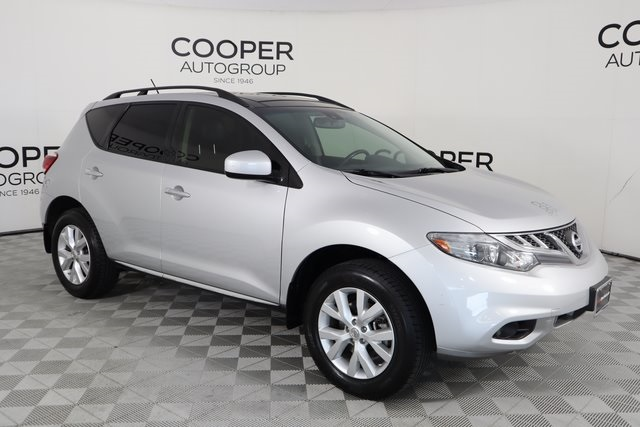 Certified Pre-Owned 2014 Nissan Murano SL