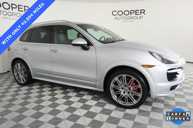 Pre-Owned 2014 Porsche Cayenne GTS
