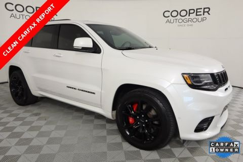 Pre-Owned 2017 Jeep Grand Cherokee SRT