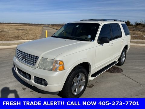 Pre-Owned 2003 Ford Explorer Limited