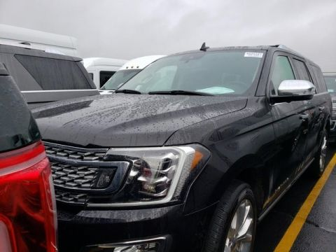 Pre-Owned 2019 Ford Expedition Max Platinum