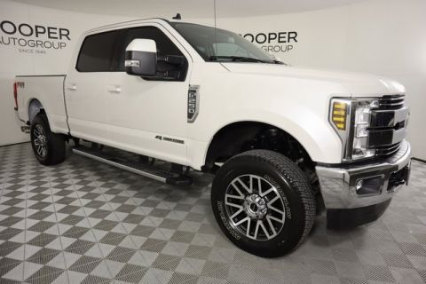 Pre-Owned 2019 Ford F-250SD Lariat