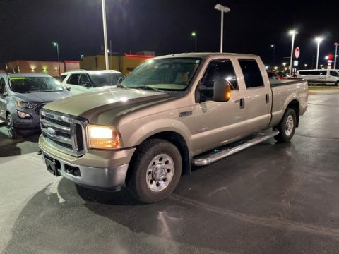 Pre-Owned 2005 Ford F-250SD XLT