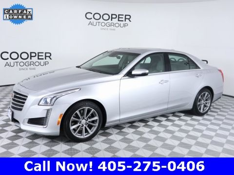 Pre-Owned 2018 Cadillac CTS 3.6L Luxury