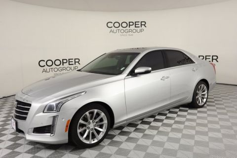Pre-Owned 2016 Cadillac CTS 3.6L Premium