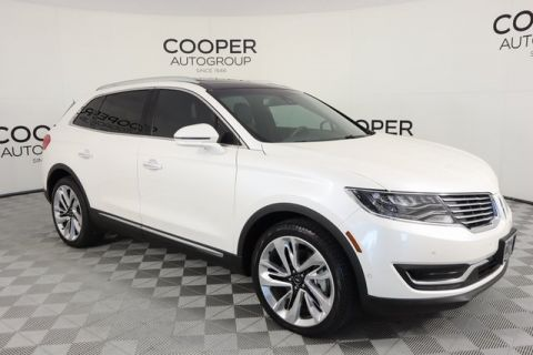 Certified Pre-Owned 2018 Lincoln MKX Black Label