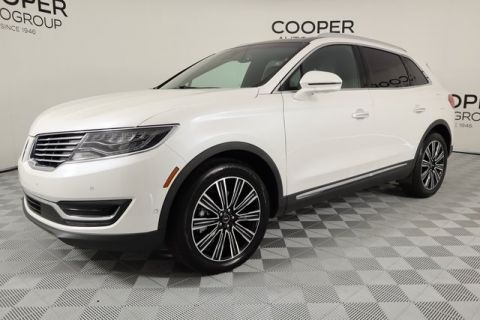 Pre-Owned 2018 Lincoln MKX Black Label