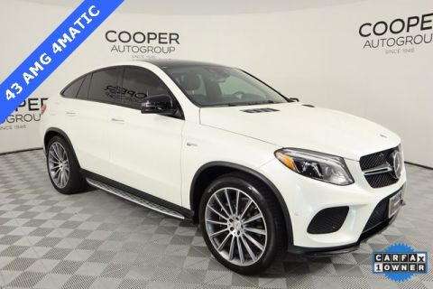 Pre-Owned 2019 Mercedes-Benz GLE GLE 43 AMG®