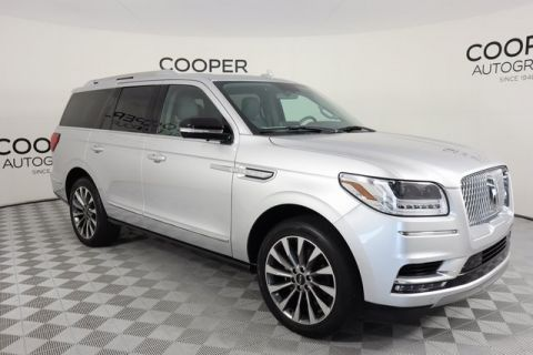 Certified Pre-Owned 2018 Lincoln Navigator Select
