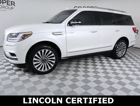 Certified Pre-Owned 2018 Lincoln Navigator Reserve