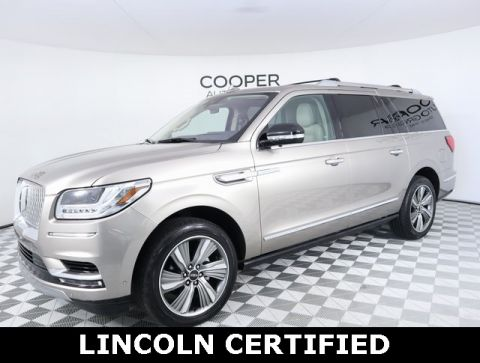 Certified Pre-Owned 2018 Lincoln Navigator L Reserve
