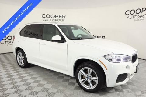 Pre-Owned 2017 BMW X5 xDrive35i