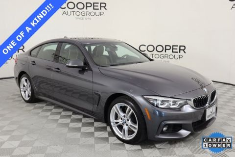 Pre-Owned 2018 BMW 4 Series 440i xDrive Gran Coupe