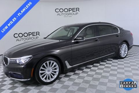 Pre-Owned 2016 BMW 7 Series 740i