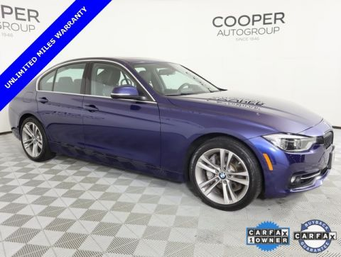 Pre-Owned 2017 BMW 3 Series 340i xDrive
